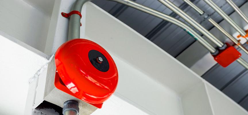 установка пожарной сигнализации в санкт-петербурге