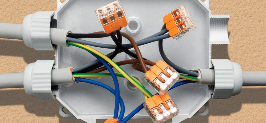 монтаж электропроводки в санкт-петербурге
