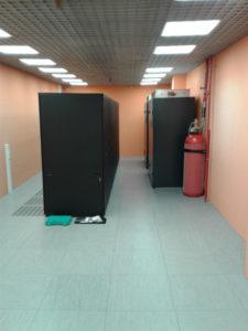 Система пожаротушение для центра обработки данных компании ЛСР