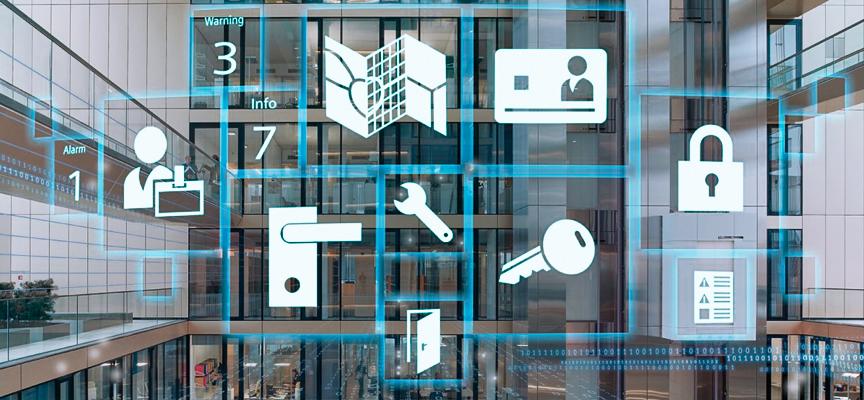 состав системы контроля доступа в наличии